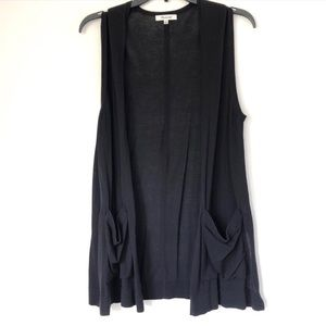 Madewell Women's Vest Size Small